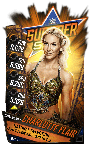 SuperCard CharlotteFlair S3 15 SummerSlam17