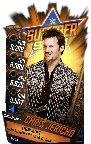 SuperCard ChrisJericho S3 15 SummerSlam17