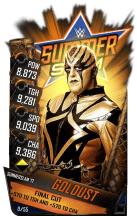 SuperCard Goldust S3 15 SummerSlam17