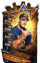 SuperCard JohnCena S3 15 SummerSlam17