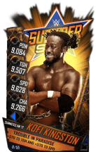 SuperCard KofiKingston S3 15 SummerSlam17