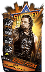 SuperCard RomanReigns S3 15 SummerSlam17