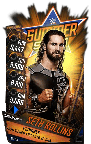 SuperCard SethRollins S3 15 SummerSlam17
