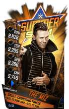 SuperCard TheMiz S3 15 SummerSlam17