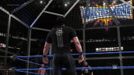 WWE 2K18 New Elimination Chamber Seth Rollins