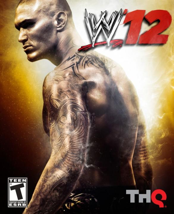 WWE12 Cover