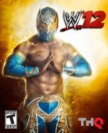 WWE12 Cover Mexico