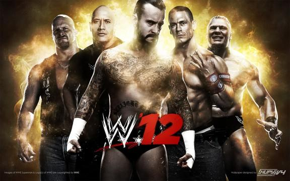 WWE12 Wallpaper KupyWrestling