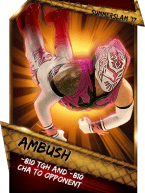 SuperCard Support Ambush S3 15 SummerSlam17