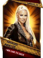 SuperCard Support Maryse S3 15 SummerSlam17