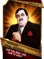 SuperCard Support PaulBearer S3 15 SummerSlam17