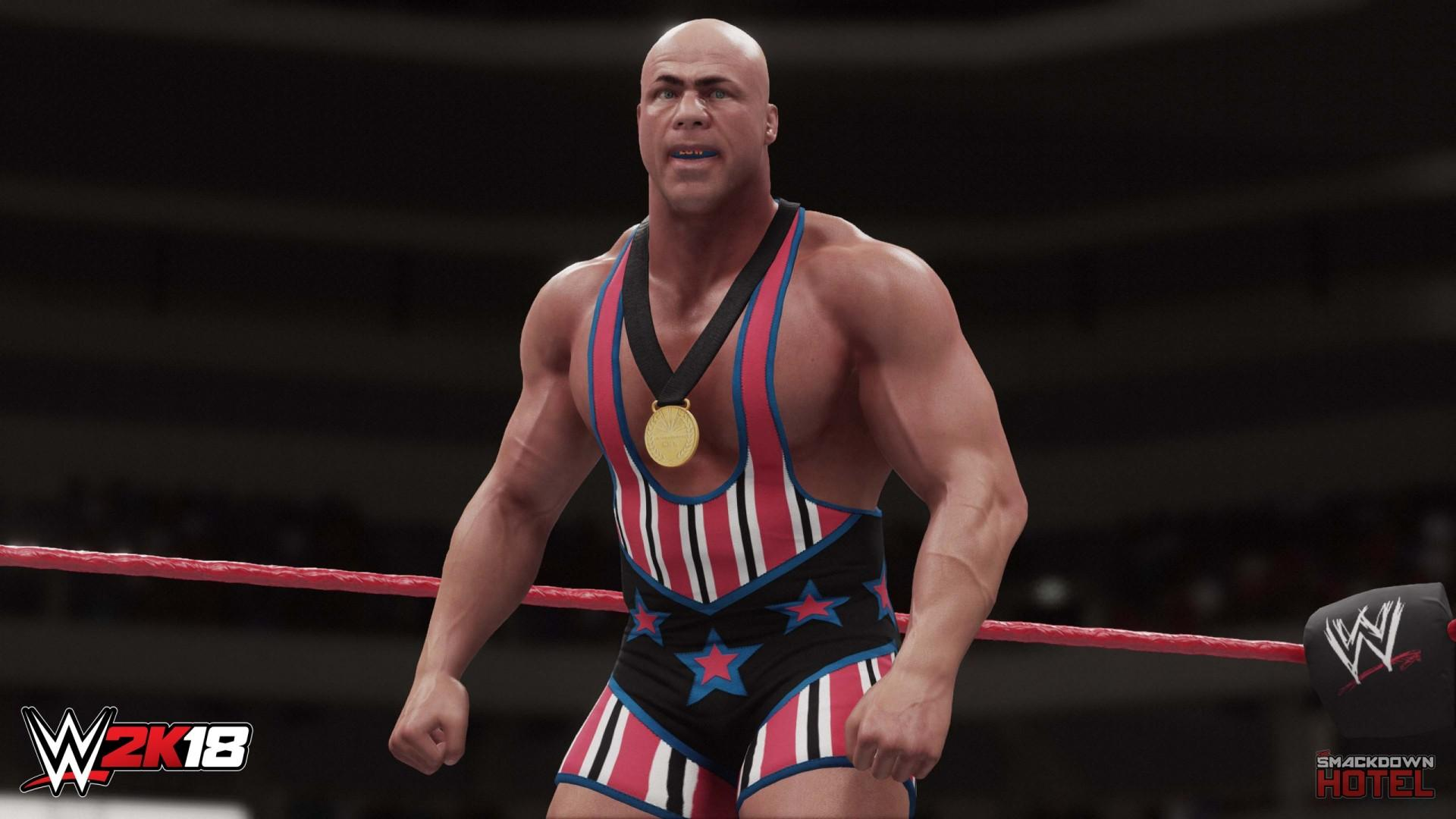 wwe 2k18 roster reveal week 2 with screenshots bobby