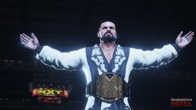 WWE2K18 BobbyRoode Entrance