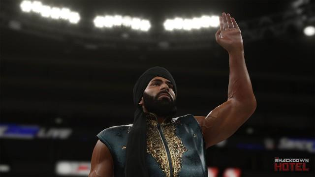 NEW WWE 2K18 Screenshots Released! Jinder Mahal, Trish Stratus, Mickie James & more!
