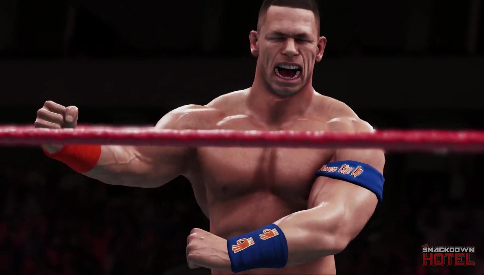 Bodymeasurementswwenaomi: WWE 2K18