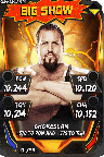 SuperCard BigShow S3 15 SummerSlam17 Throwback