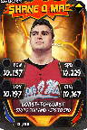 SuperCard ShaneMcMahon S3 15 SummerSlam17 Throwback