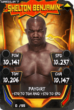 SuperCard SheltonBenjamin S3 15 SummerSlam17 Throwback