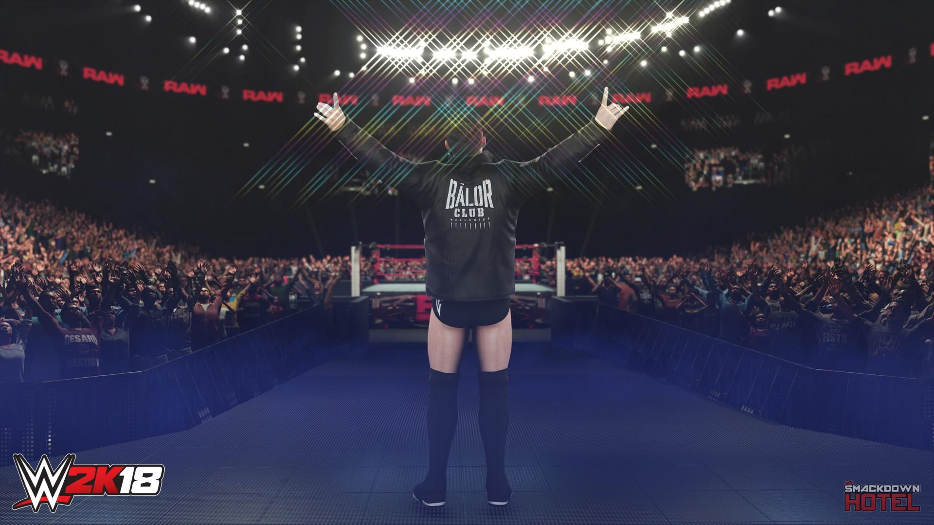 Finn Bálor (Demon) - WWE 2K18 - Roster
