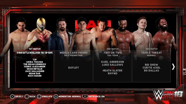 WWE 2K18 Patch 1.03 Released - Full Details & Notes (PS4, Xbox One & PC)