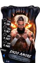 SuperCard EnzoAmore S4 16 Beast
