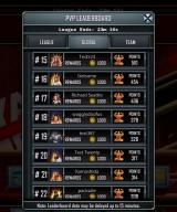 SuperCard S4 PVP Leaderboard