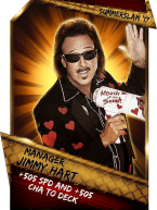 SuperCard Support JimmyHart S3 15 SummerSlam17
