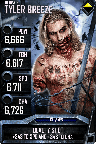 SuperCard TylerBreeze S3 13 Ultimate Zombie