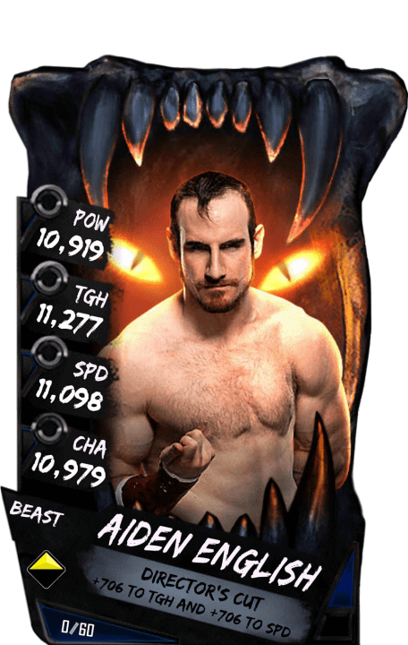 SuperCard AidenEnglish S4 16 Beast