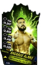 SuperCard AndradeAlmas S4 17 Monster