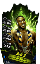 SuperCard BigE S4 17 Monster