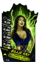 SuperCard BillieKay S4 17 Monster