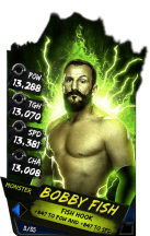 SuperCard BobbyFish S4 17 Monster