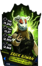 SuperCard ErickRowan S4 17 Monster