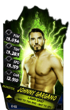 SuperCard JohnnyGargano S4 17 Monster