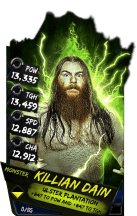 SuperCard KillianDain S4 17 Monster