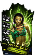 SuperCard PeytonRoyce S4 17 Monster