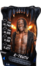 SuperCard RTruth S4 16 Beast