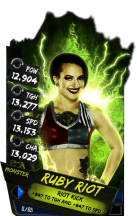 SuperCard RubyRiot S4 17 Monster