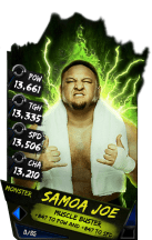 SuperCard SamoaJoe S4 17 Monster