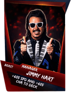 SuperCard Support JimmyHart S4 16 Beast