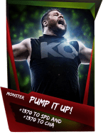SuperCard Support PumpItUp S4 17 Monster