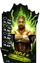 SuperCard TripleH S4 17 Monster