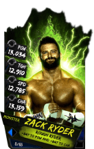 SuperCard ZackRyder S4 17 Monster