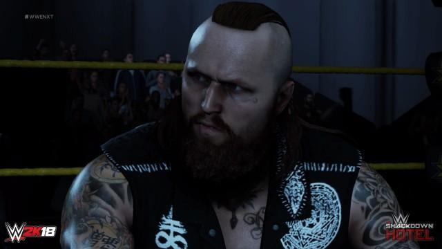 WWE 2K18 NXT Generation Pack DLC Coming on November 21 - First Screenshots!