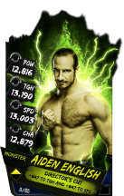 SuperCard AidenEnglish S4 17 Monster