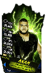 SuperCard Akam S4 17 Monster