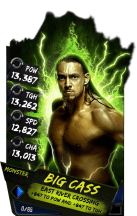 SuperCard BigCass S4 17 Monster