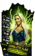 SuperCard Charlotte S4 17 Monster