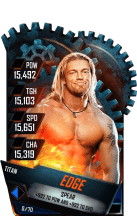 SuperCard Edge S4 18 Titan
